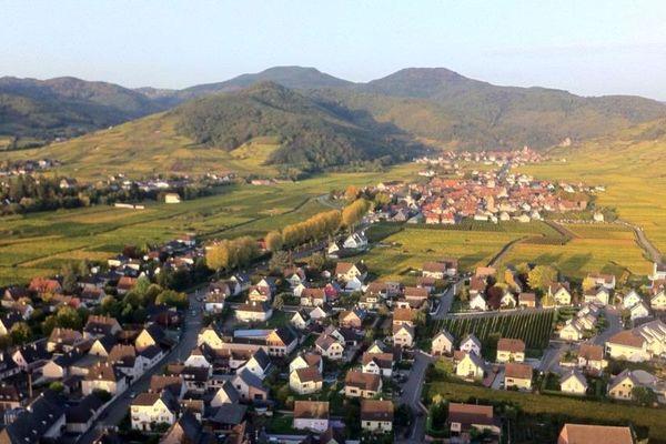 Record de douceur en Alsace, en ce début novembre 2020