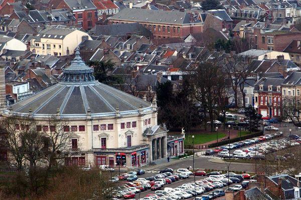Comme le centre-ville et le quartier Saint-Leu, les abords du cirque d'Amiens accueilleront des spectacles.