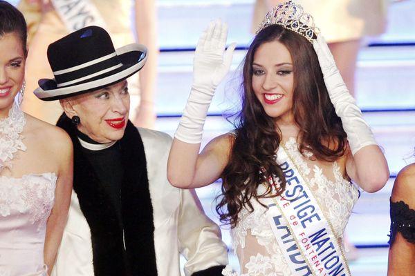 Margaux Deroy, qui représentait la Flandre, avait été élue Miss Prestige National en 2015.