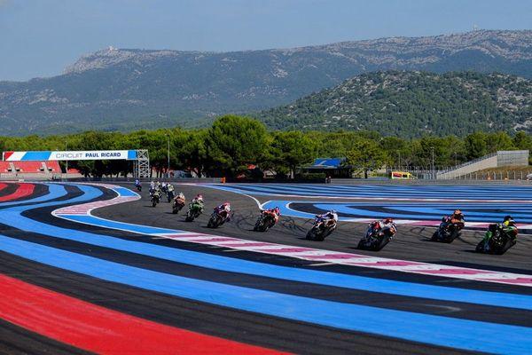 Le Bol d'or se déroule au circuit Paul-Ricard au Castellet dans le Var à nouveau depuis 2015.