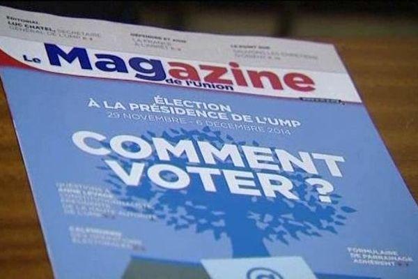 Le vote se déroule via Internet.