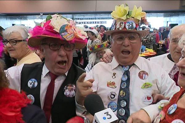 Au Carnaval de Dunkerque, les seniors ont aussi toute leur place