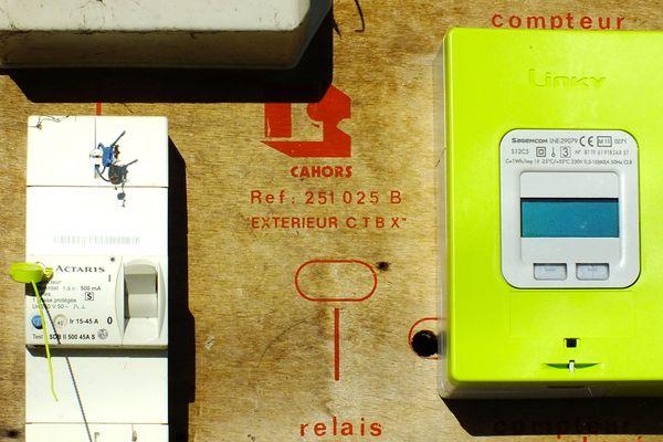 En France, deux foyers sur trois sont équipés de compteurs Linky, d'après Enedis.