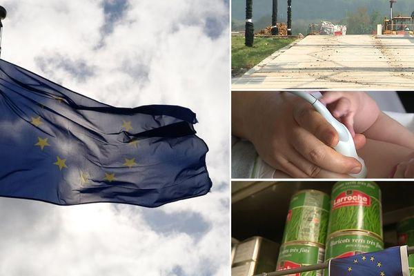 Aménagements, santé, solidarité, l'Europe intervient concrètement dans la vie des citoyens en cofinançant plus d'un millier de projets dans les Hauts-de-France