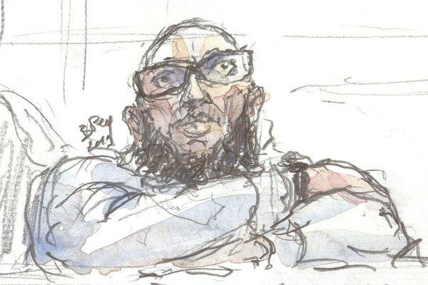 Abdelkader Merah dans le box des accusés