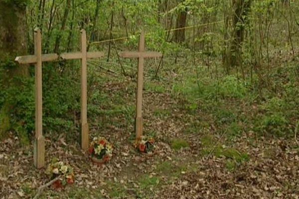 Des résistants ont été fusillés et enterrés dans le bois de la Reule à Gragnague