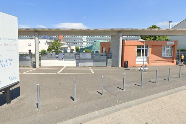 lycée Margueritte de Valois (Angoulême)