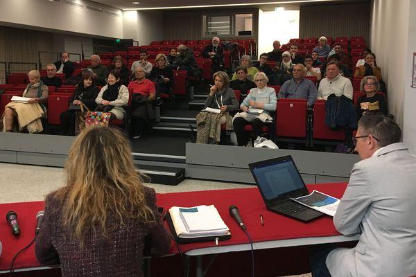 Acte 1 du Grand débat National à Beausoleil, le 26 janvier