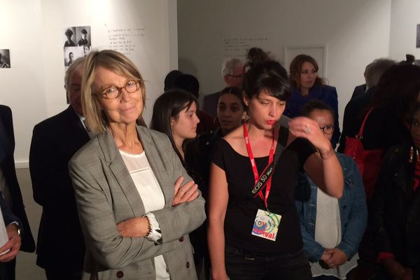 La ministre de la Culture Françoise Nyssen en visite à Limoges