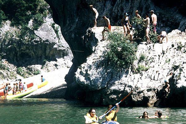 L'interdiction d'alcool dans les gorges de l'Ardèche prend fin ce lundi 30 septembre à minuit