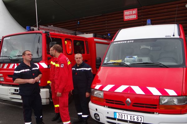 Une quinzaine de sapeurs-pompiers et secouristes assurent la sécurité des personnes. L'an dernier, sur les 3 jours, ils ont procédé à une quarantaine d'interventions. Sans gravité.