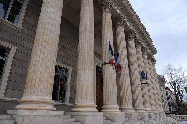 Palais de justice de Saint-Etienne :