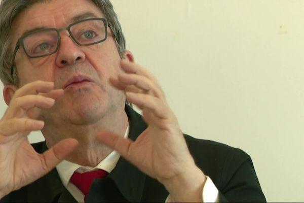 Jean-Luc Mélenchon compte sur Clémence Guetté pour les prochaines élections présidentielles.