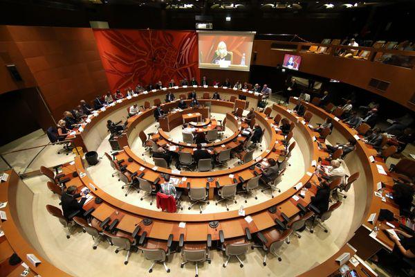 Le conseil municipal de Strasbourg, qui devait avoir lieu le 12 octobre prochain, n'aura pas lieu