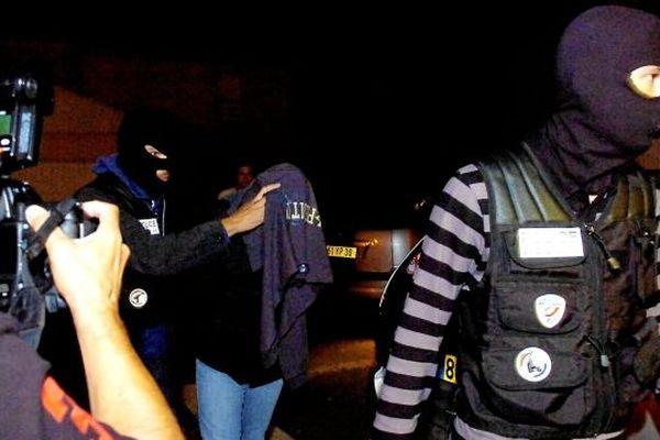 L'arrestation du corbeau d'Hérépian 21 septembre 2009