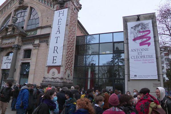La Coordination des Intermittents et des Précaires a voté l'occupation du centre dramatique national de Besançon
