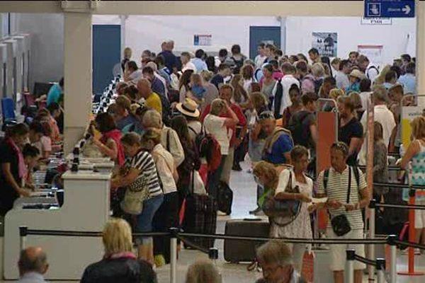 Près de 21.000 passagers vont transiter par l'aéroport de Bastia, ce week-end du 15 août