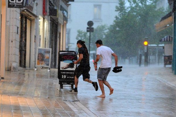 orages, vent et grêle sont attendus localement sur toute la Normandie ce 16 juin.