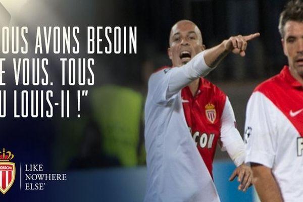 L'AS Monaco lance un appel à ses supporters sur twitter
