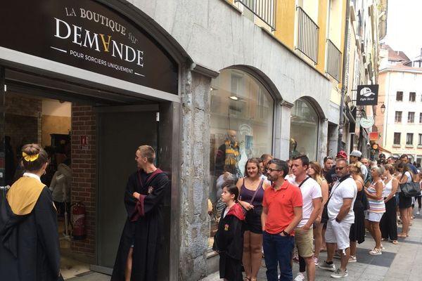 La boutique a ouvert ce 31 août à Grenoble