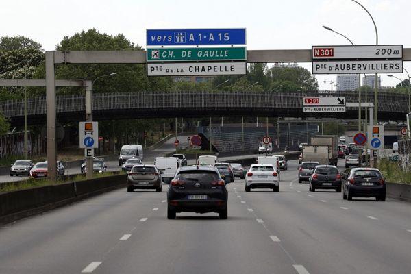 Le boulevard périphérique est actuellement géré par la mairie de Paris qui souhaite ralentir la vitesse de circulation à 50 km/h.