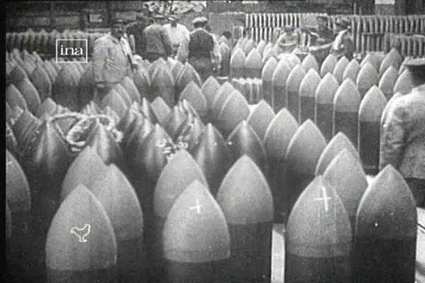 Le site des ballastières de Toulouse est toujours sous le contrôle de l'armée, plus de 100 ans après l'immersion des explosifs