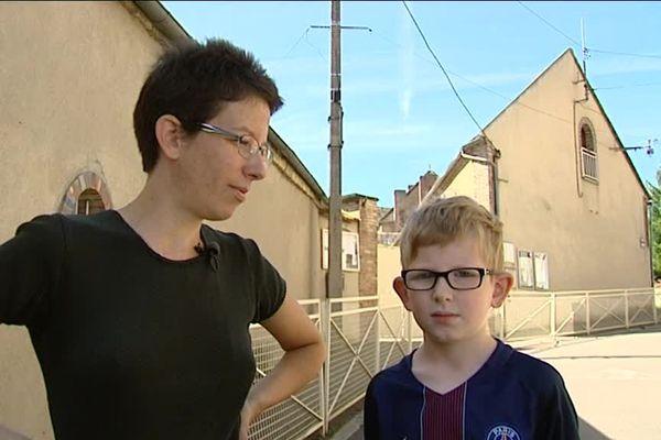Une rentrée sans AVS, pour Joshua 9 ans, autiste Asperger.
