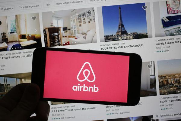 5,8 millions d'euros, c'est la somme qu'Airbnb a versé à la région Auvergne-Rhône-Alpes.