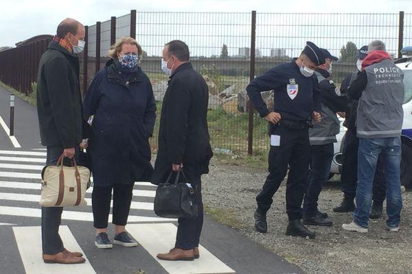 Pendant la reconstitution, les enquêteurs de la police technique et scientifique tenteront de déterminer l'endroit précis où Steve Maïa Caniço est tombé dans la Loire, ainsi que l'horaire de sa chute.