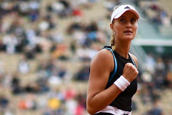 Kristina Mladenovic, ce dimanche à Roland-Garros