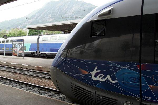 Le Collectif de l'étoile ferroviaire de Veynes demande d'urgence des travaux de rénovation sur la ligne SNCF Grenoble-Gap. Photo d'illustration.