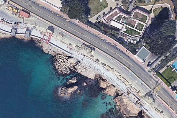 Un jeune homme de 20 ans est mort noyé en contrebas de la Corniche Kennedy à Marseille.
