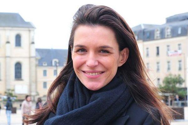 Christelle Morançais a été élue présidente de la région des Pays de la Loire en octobre 2017