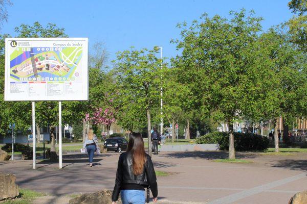 L'enquête sur les propos racistes à l'université de Lorraine sur le campus du Saulcy (Moselle), aura duré quatre jours.