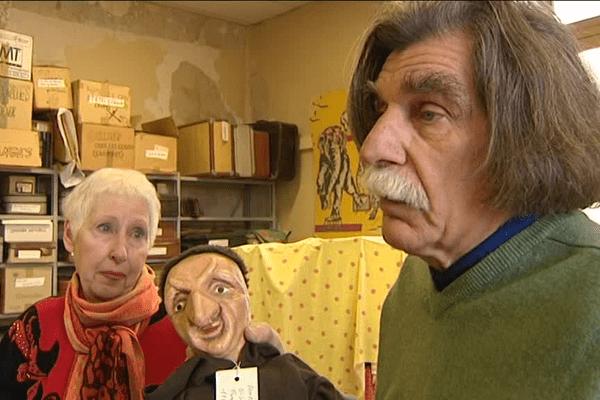 Danielle et Jean-René Bouvret