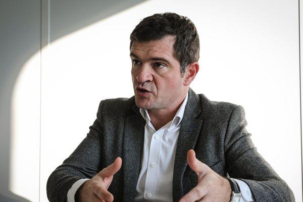 Benoist Apparu, le maire de Châlons-en-Champagne, diagnostiqué positif au Covid-19