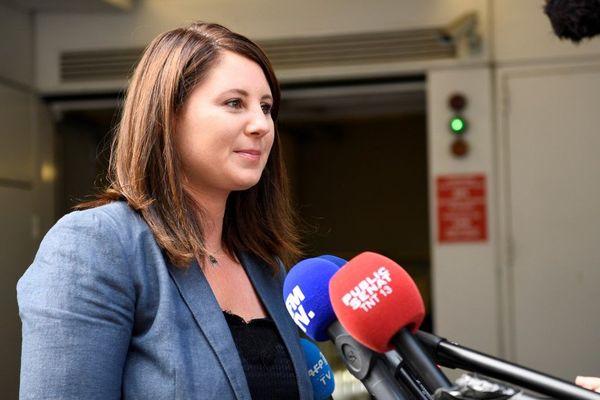 Marine Brenier est députée (LR) de la 5e circonscription des Alpes-Maritimes, qui englobe l'ouest de Nice et une partie des vallées du haut pays niçois.