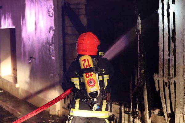 Photo d'illustration- Les pompiers n'ont rien pu faire pour l'homme de 65 ans, découvert dans la maison