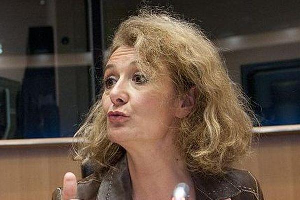 Sophie Auconie, députée de la 3e circonscription d'Indre-et-Loire