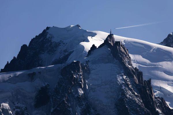 Alain Iglesis est décédé dans une avalanche sur l'arrête des Cosmiques dans le secteur de l'Aiguille du Midi mercredi 19 mai.
