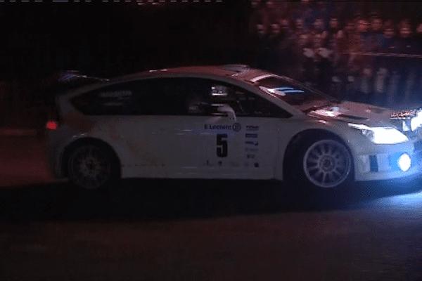 12/12/14 - Rallye de Balagne 1ère spéciale de nuit Montegrosso-Zilia