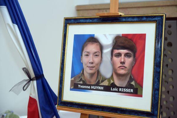 La mairie de Haguenau rend hommage à ses deux militaires tués au Mali en opération