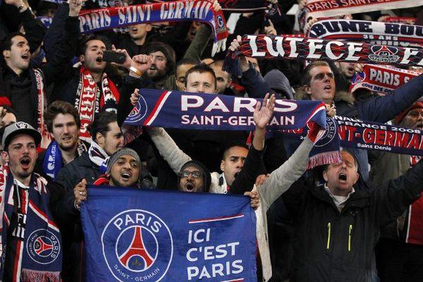 Des supporters du PSG (illustration).