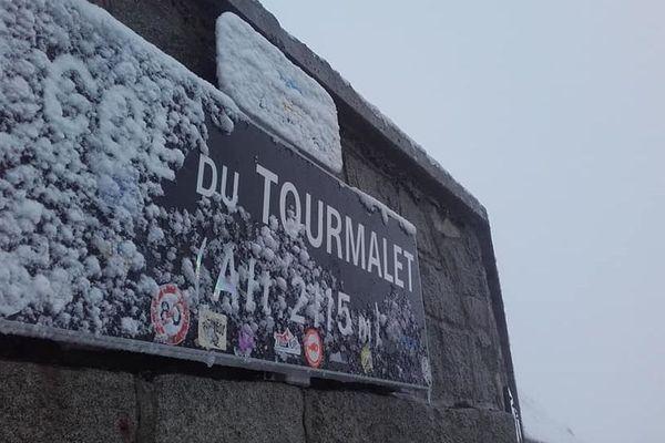 Col du Tourmalet 17 mai 2019