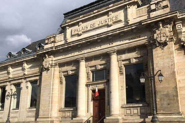 Palais de Justice de Tulle.