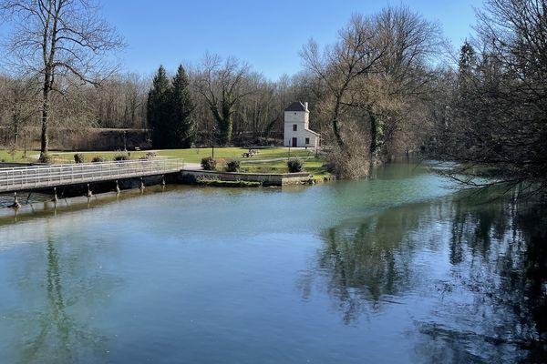 Le secteur de Joinville en Haute-Marne. Un secteur qui sera désormais interdit aux habitants de l'Aube.