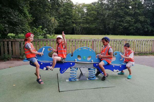 Loisirs Pluriel Quimper accueille dans un centre de loisirs tous les mercredis et pendant les vacances scolaires des enfants dont certains en situation de handicap