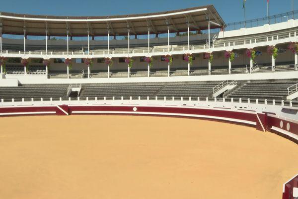 Les arène de Dax sont restées vides cet été au grand désespoir du monde taurin et des aficionados