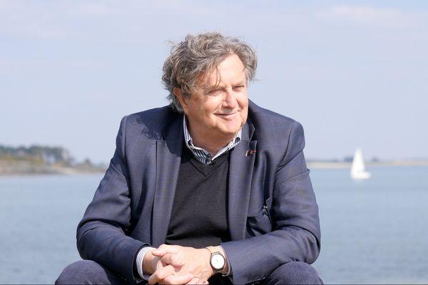 Florent de Kersauson s'engage pour les élections régionales. Il sera le chef de file du Rassemblement national dans le Morbihan.