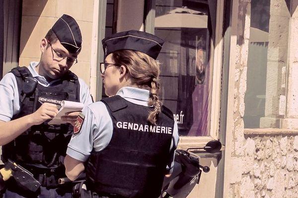 Le travail de la gendarmerie de Dordogne a beaucoup changé avec le confinement, mais il est toujours aussi intense